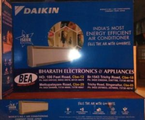 BEA with Daikin on the roads
