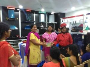 Microwave oven cookery show at Trichy 8
