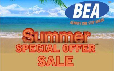 BEA Summer Offers 2018