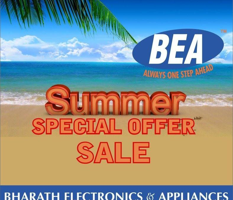BEA Summer Offers 2018