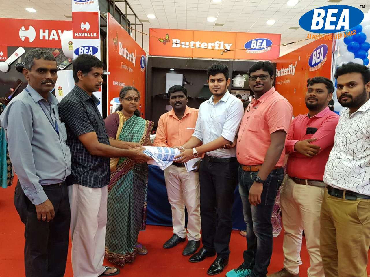 Dinamalar Smart Shopper Expo 2018 | Bharath Electronics and Appliances