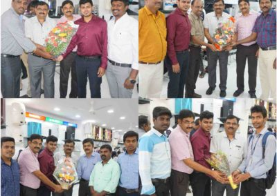 Grand Opening of 23rd Showroom in Palladam 33