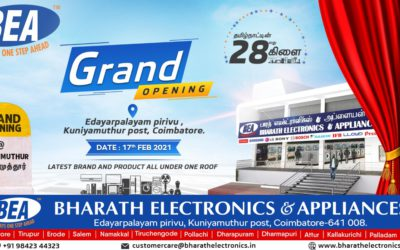 Grand Opening of 28th Showroom in Kuniyamuthur